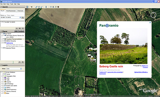 Google Earth Panoramio